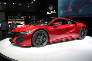 Service and Repair of Acura Vehicles