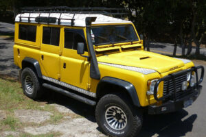 Service and Repair of Land Rover Vehicles