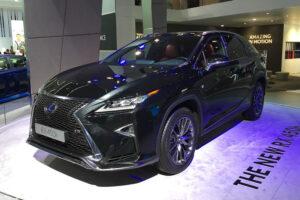 Service and Repair of Lexus Vehicles