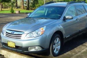 Service and Repair of Subaru Vehicles