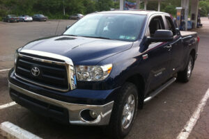 Service and Repair of Toyota Vehicles