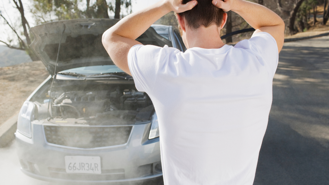 Ten Reasons Why Your Car Keeps Overheating